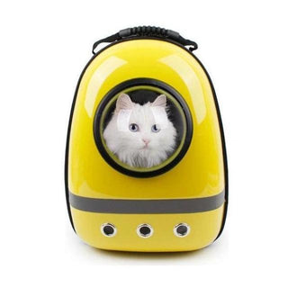 Astronaut cat carrier bag - Shock-Cart.co.uk