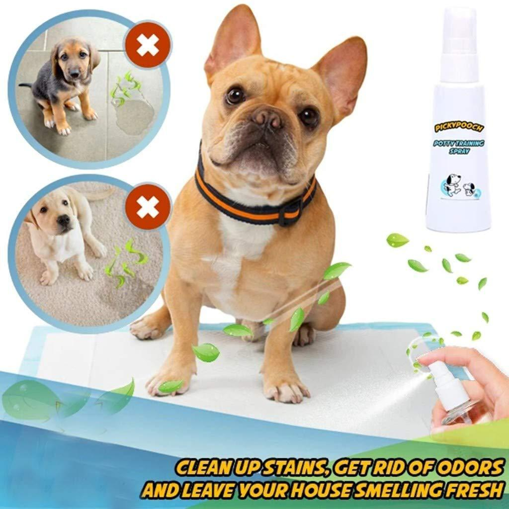 Attractive Pet Toilet Educator Spray - Shock-Cart.co.uk