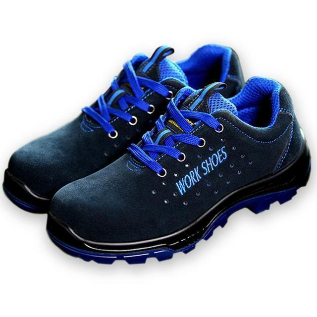ShockCart 1 BEAST™ / 5 / Blue BEAST™: VIRAL ORIGINAL WORK SHOES