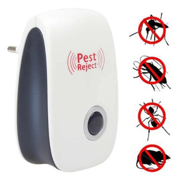 BEST™: Ultra-Sonic Mosquito, Rat, And Pest Repellent - ShockCart