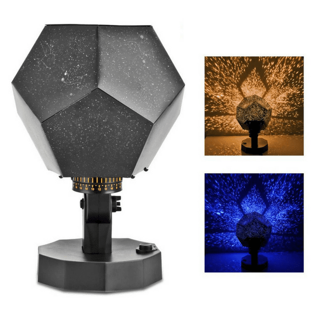 ShockCart White COSMOSTAR™: THE ORIGINAL CONSTELLATION PROJECTOR LAMP