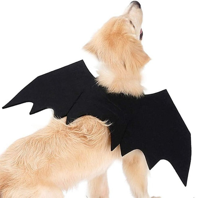 Cute Bat Wings For Pet Dog Cat Costumes Halloween - Shock-Cart.co.uk