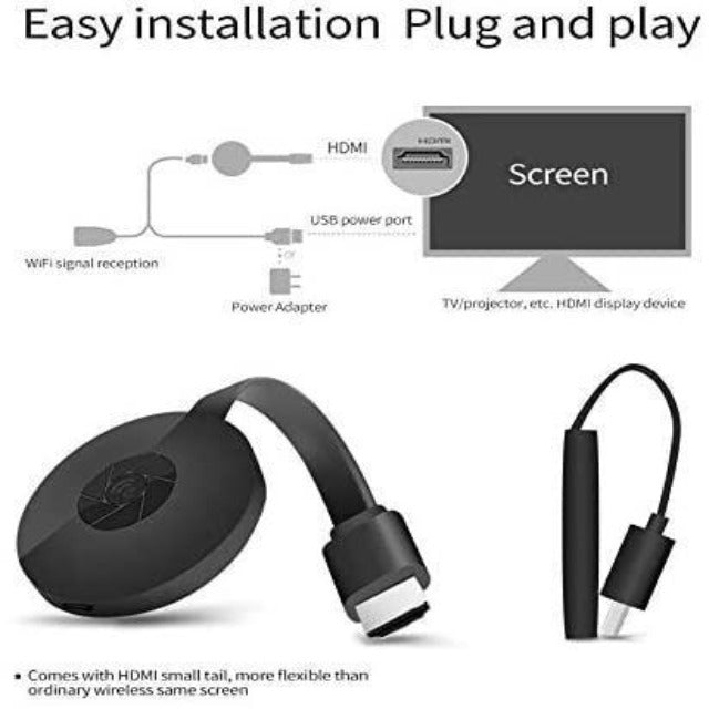 Dongle Ultimate HDMI Wireless Display Receiver