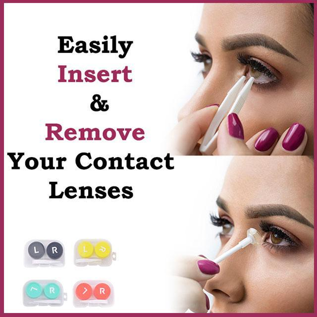 ShockCart  EASYLENS™: NEW | Contact Lenses applicator All in 1