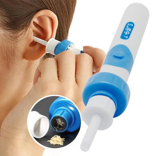 ShockCart ERSO ERSO™: Gentle Ear Wax Vacuum