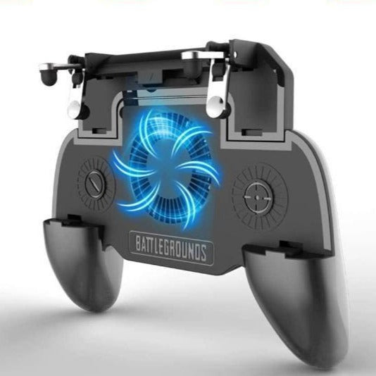 Gamepad with Integrated Power Bank