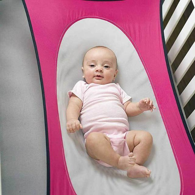 ShockCart  Rose [Limited-Edition] LULABED™:  BABY LULLABY HAMMOCK