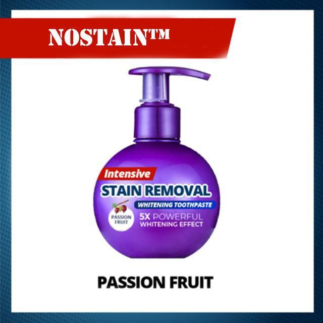 NOSTAIN™: Natural Stain Removal Whitening Toothpaste - ShockCart