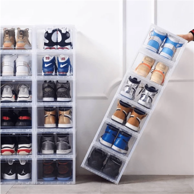 SHOOBOX™: Upgraded Drawer Type Shoe Box - WE MAKE YOUR DAILY LIFE EASIER!
