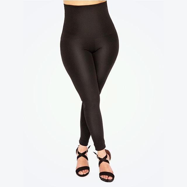 SILHOUETTE: High Waisted Shaping Leggings - ShockCart