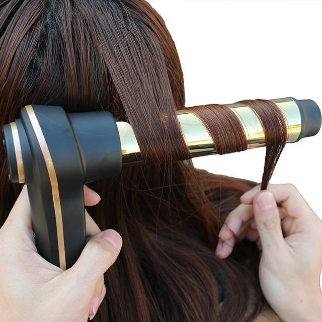 ShockCart SMART Ceramic Hair Curling Iron™