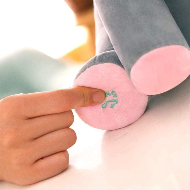 Baby Peek a Boo Elephant Animated Toy