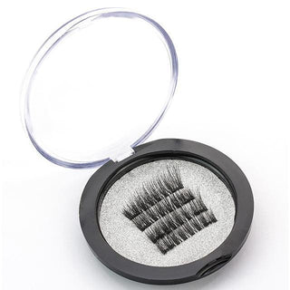 ShockCart  TRUGLOW™: Reusable Magnetic 3D False Eyelashes