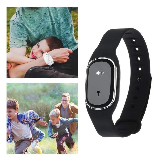 Ultrasonic Mosquito Repellent Bracelet For Adults and Children - Shock-Cart.co.uk
