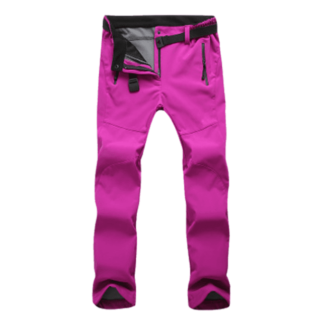 ShockCart  Women / Rose red / S WARMINN™: Cold-Proof Winter Pants