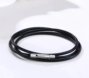 Thin Leather Rope