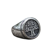 Load image into Gallery viewer, Tree of Life Signet