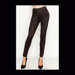 Women's Plaid pants