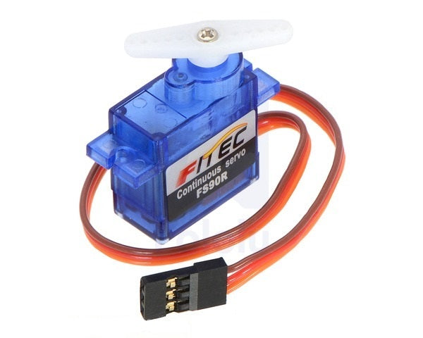 Micro Continuous Rotation Servo