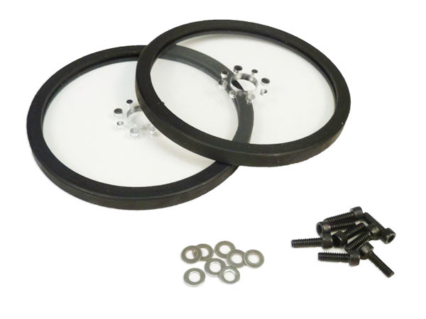 3-Inch Servo Wheels 1-Pair