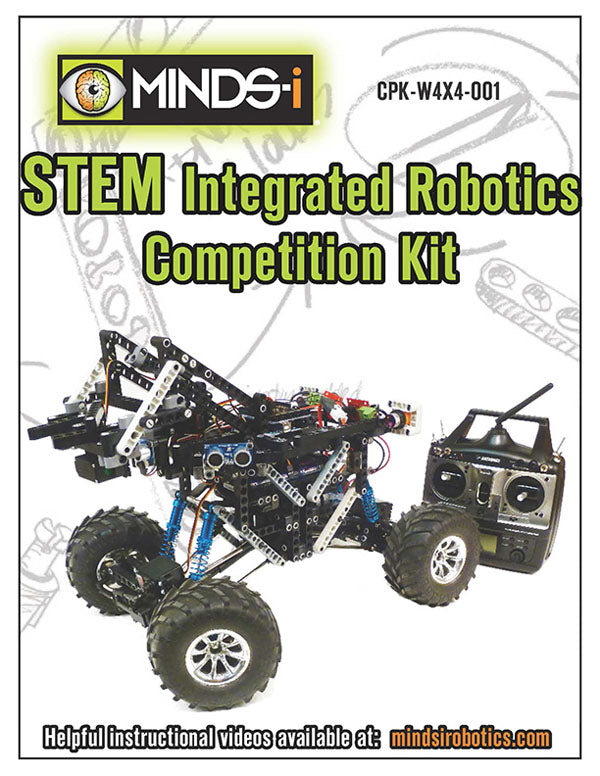 STEM Integrated Robotics Competition Kit