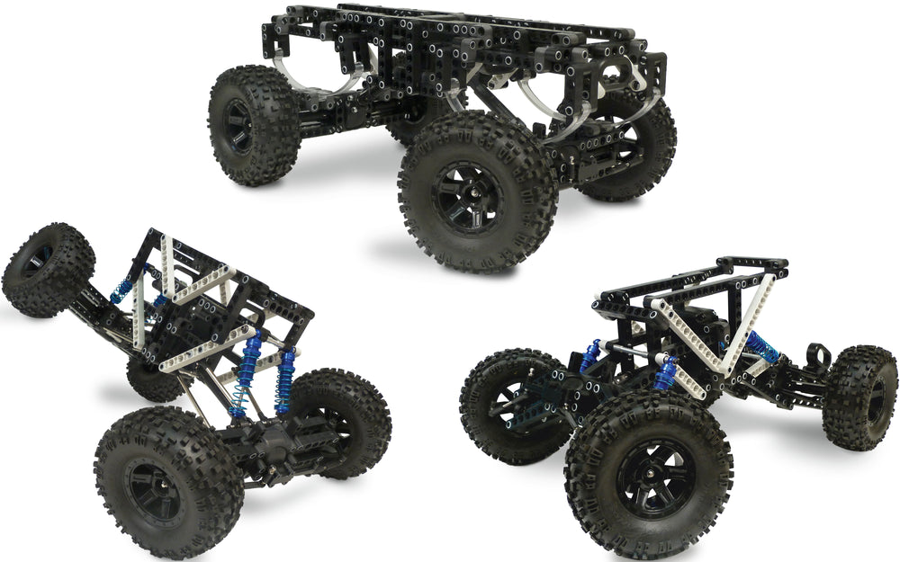 4x4 Robot 3-in-1 Kit