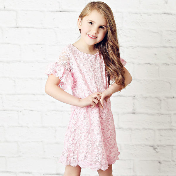 Light Pink Carley Dress