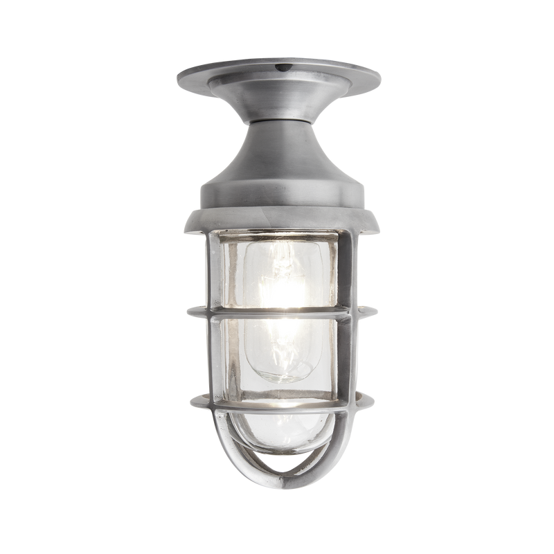 Bulkhead Marine Flush Mount Outdoor & Bathroom - Lighting - Industville