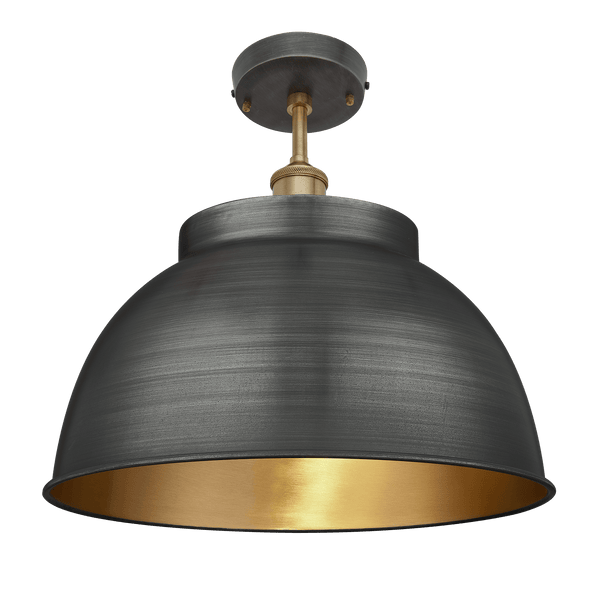 17 Inch Dome - Lighting - Industville