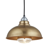 12 Inch Old Factory HEAT Pendant - Lighting - Industville
