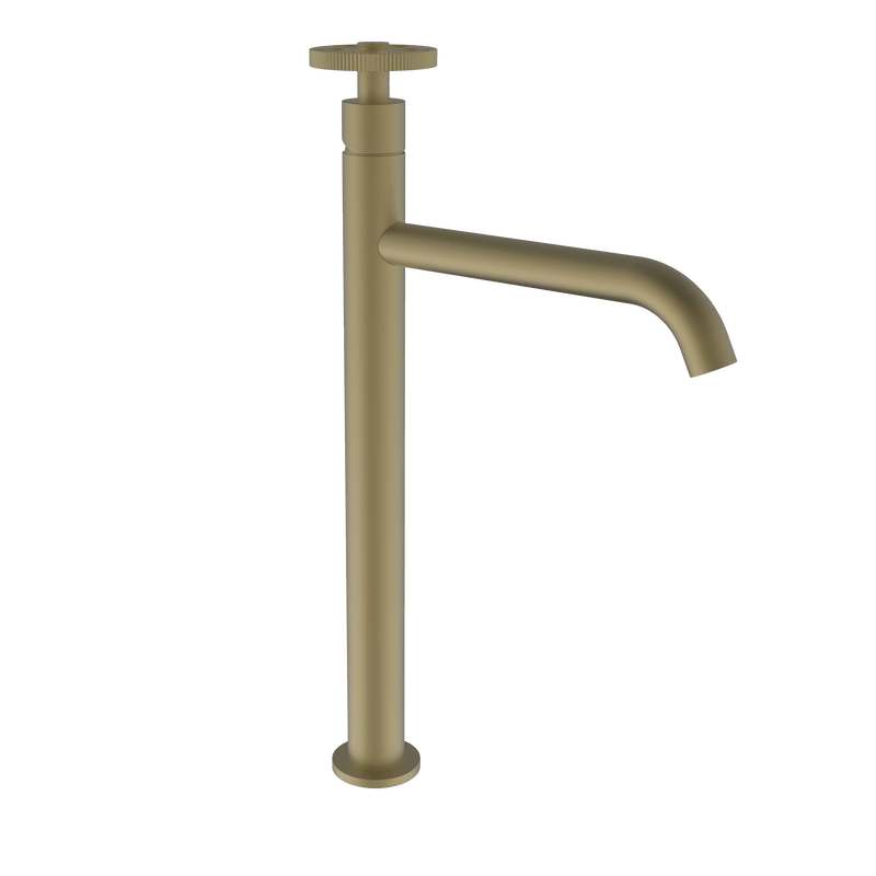 P1-BD04 Tall Wash Basin Mixer Long Spout - Taps - Program One