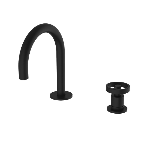P1-BD30 Two Hole Deck Basin Mixer - Taps - Program One