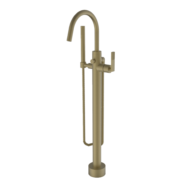 P1-FB01 Floor Mounted Bath Mixer - Taps - Program One
