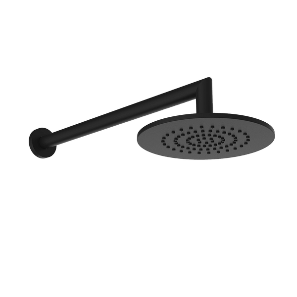 P1-KS02 Shower Arm & Round Shower Head - Taps - Program One