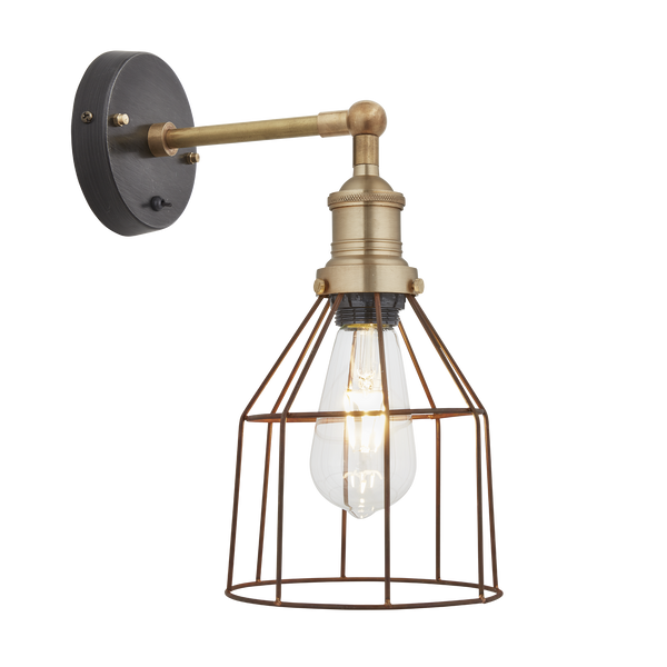 6 Inch Cone Cage - Lighting - Industville