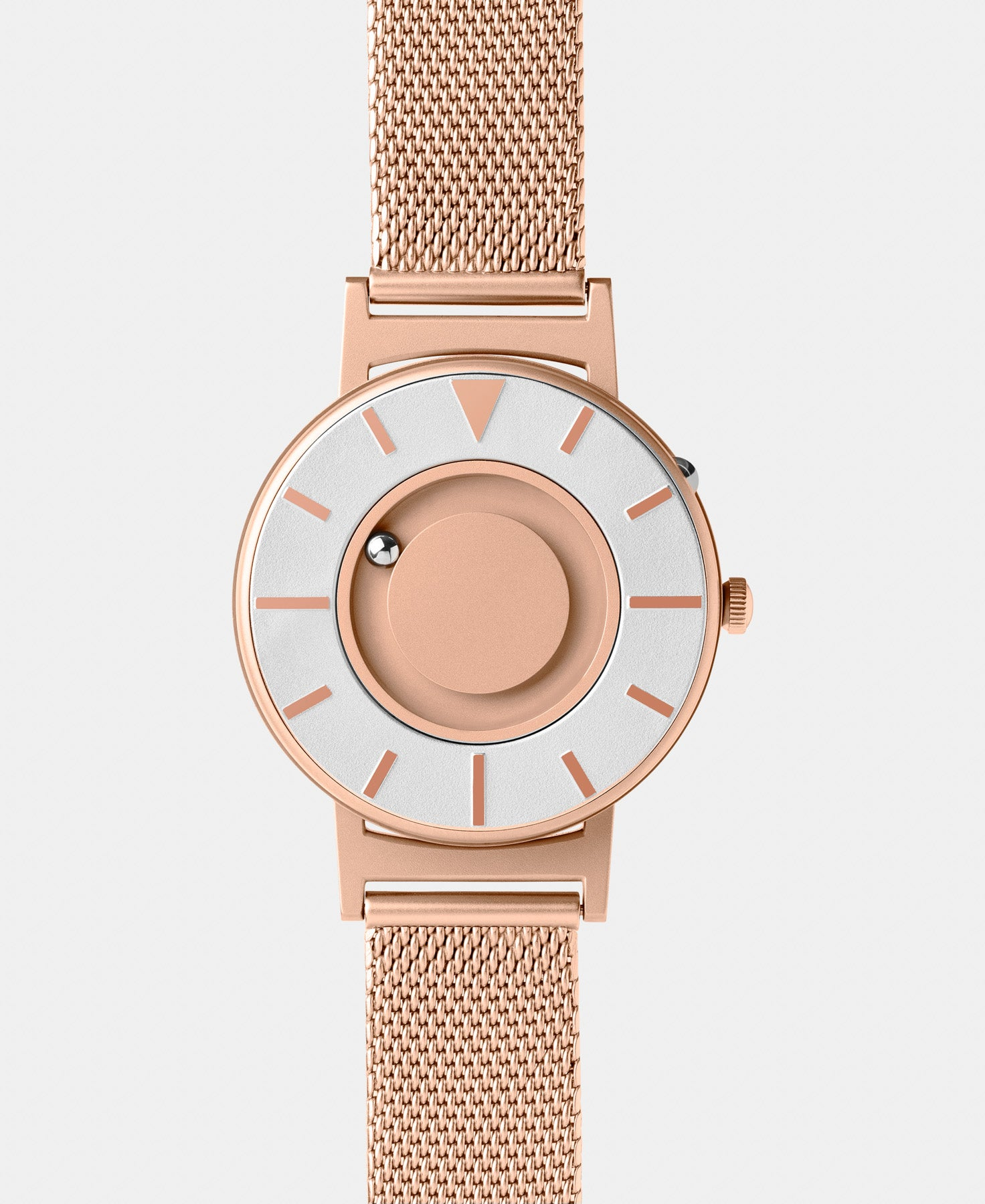 Load image into Gallery viewer, Bradley Mesh Rose Gold 36mm