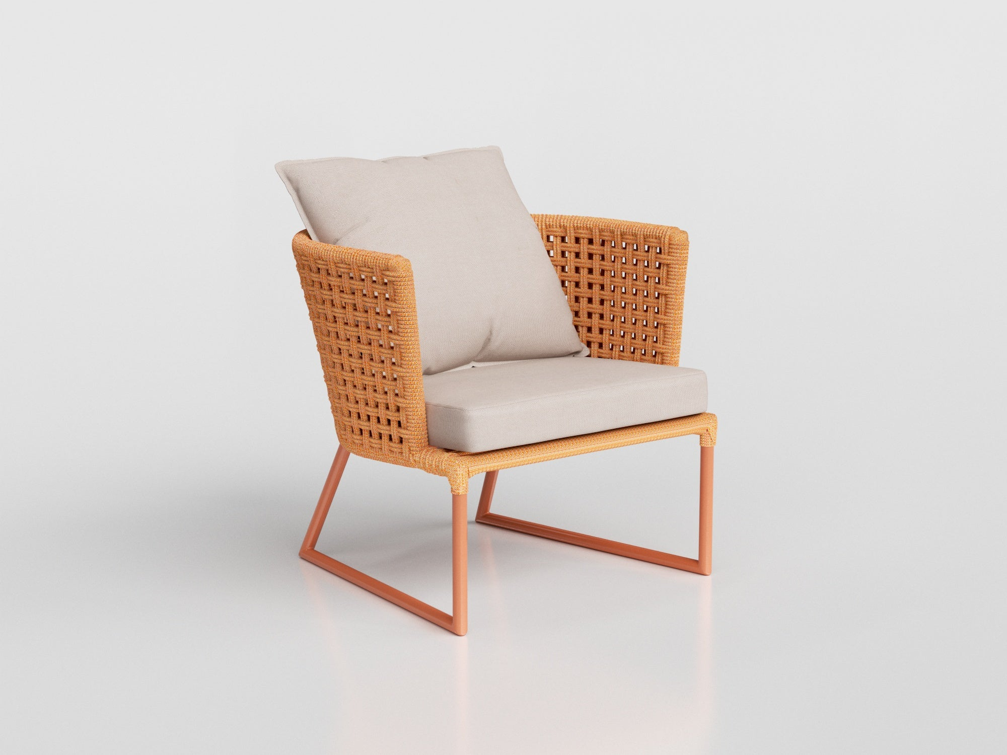 4601 - Mesh Lounge Chair