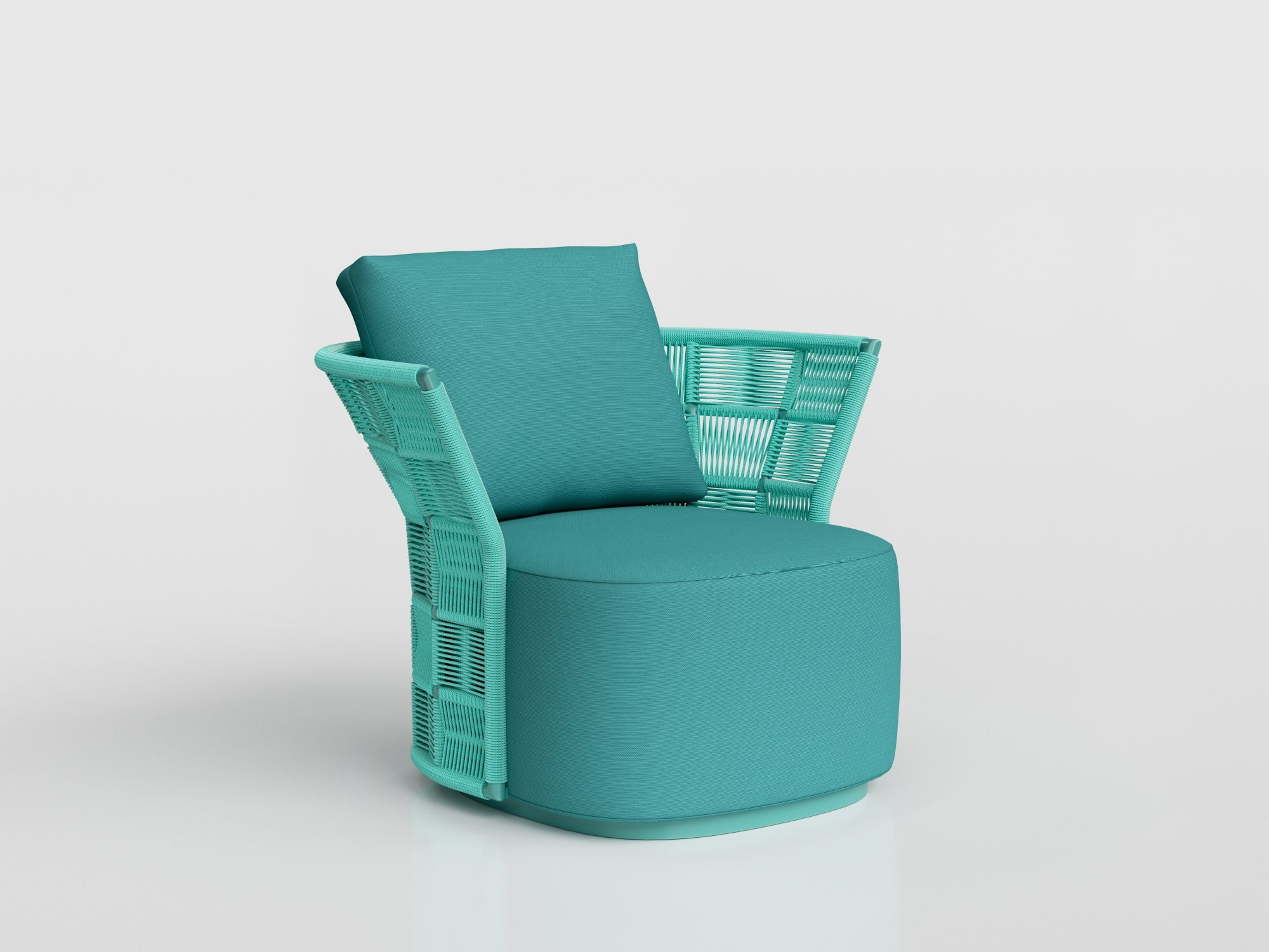 5220 - Sedona Swivel Lounge Chair