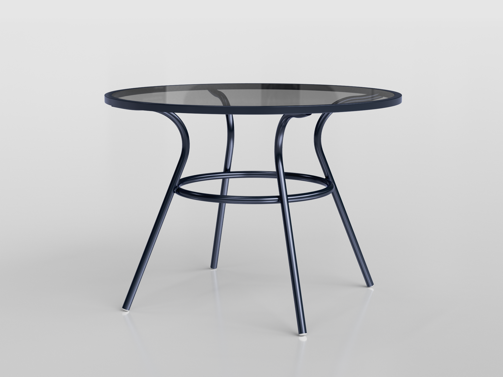 5403 - Marina Table ø100 cm - Glass