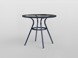 5404 - Marina Table ø80cm - Glass