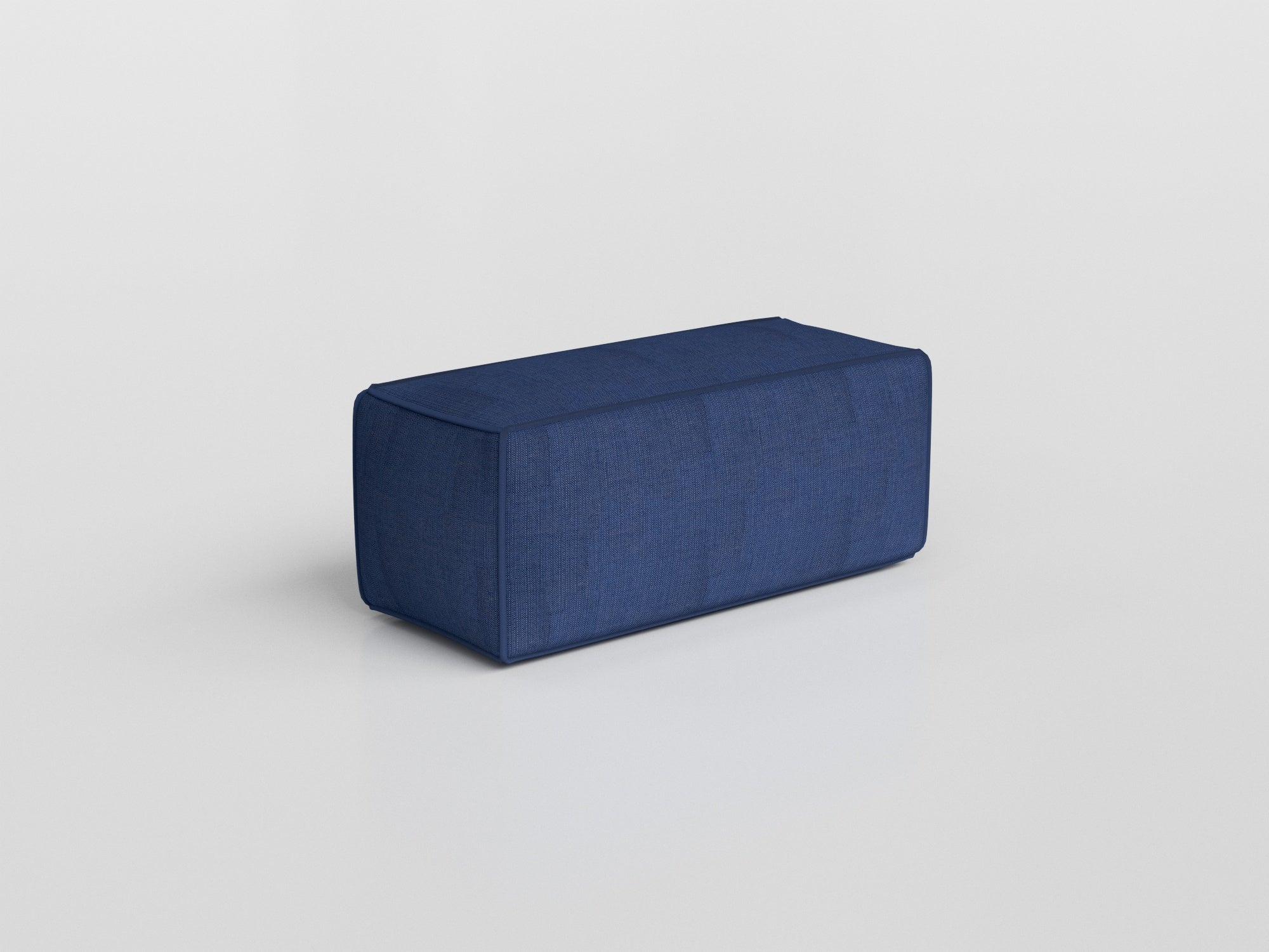 5714 - Soft Ottoman  Rectangular