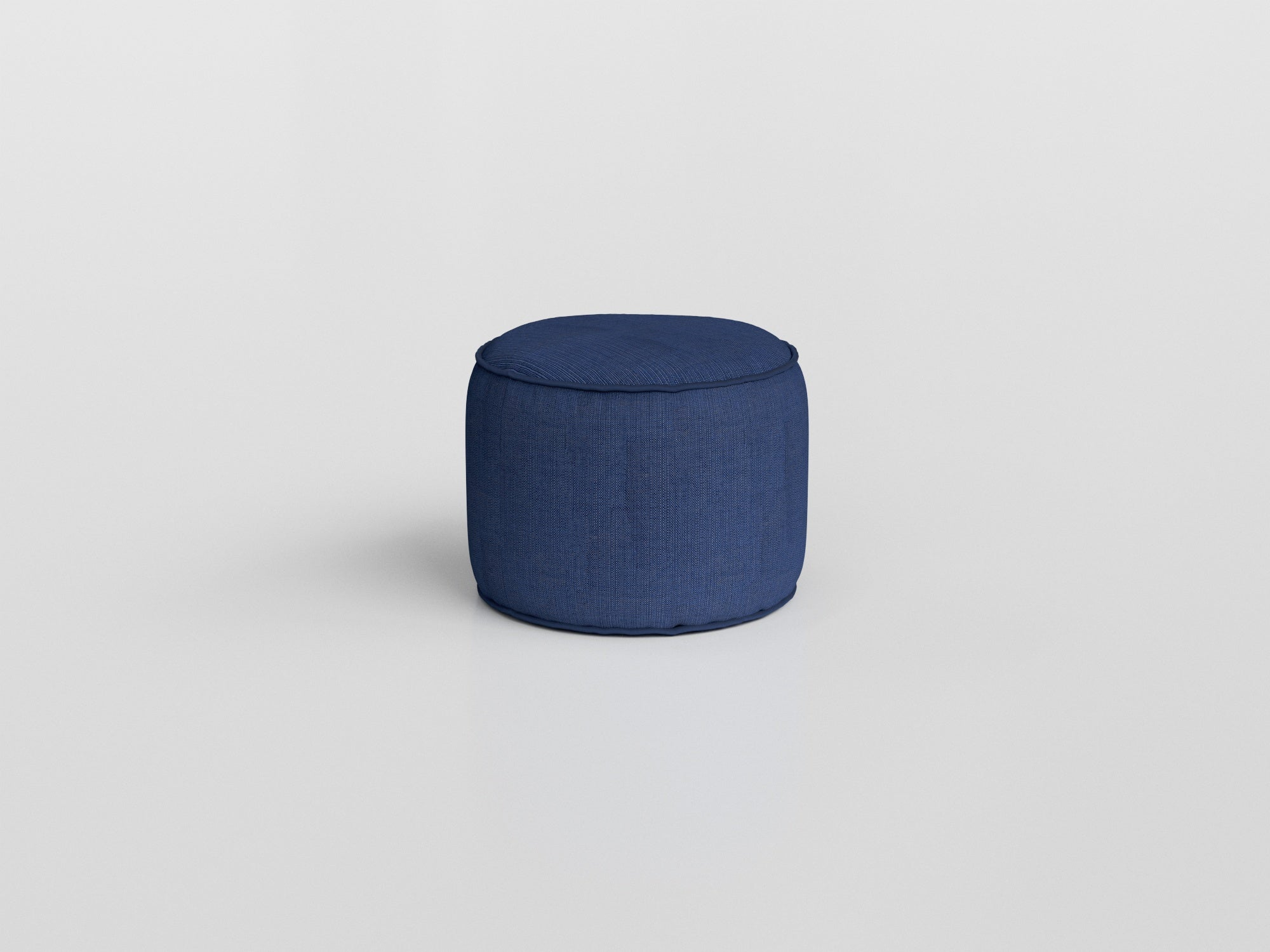 5750 - Soft Compact Ottoman Round