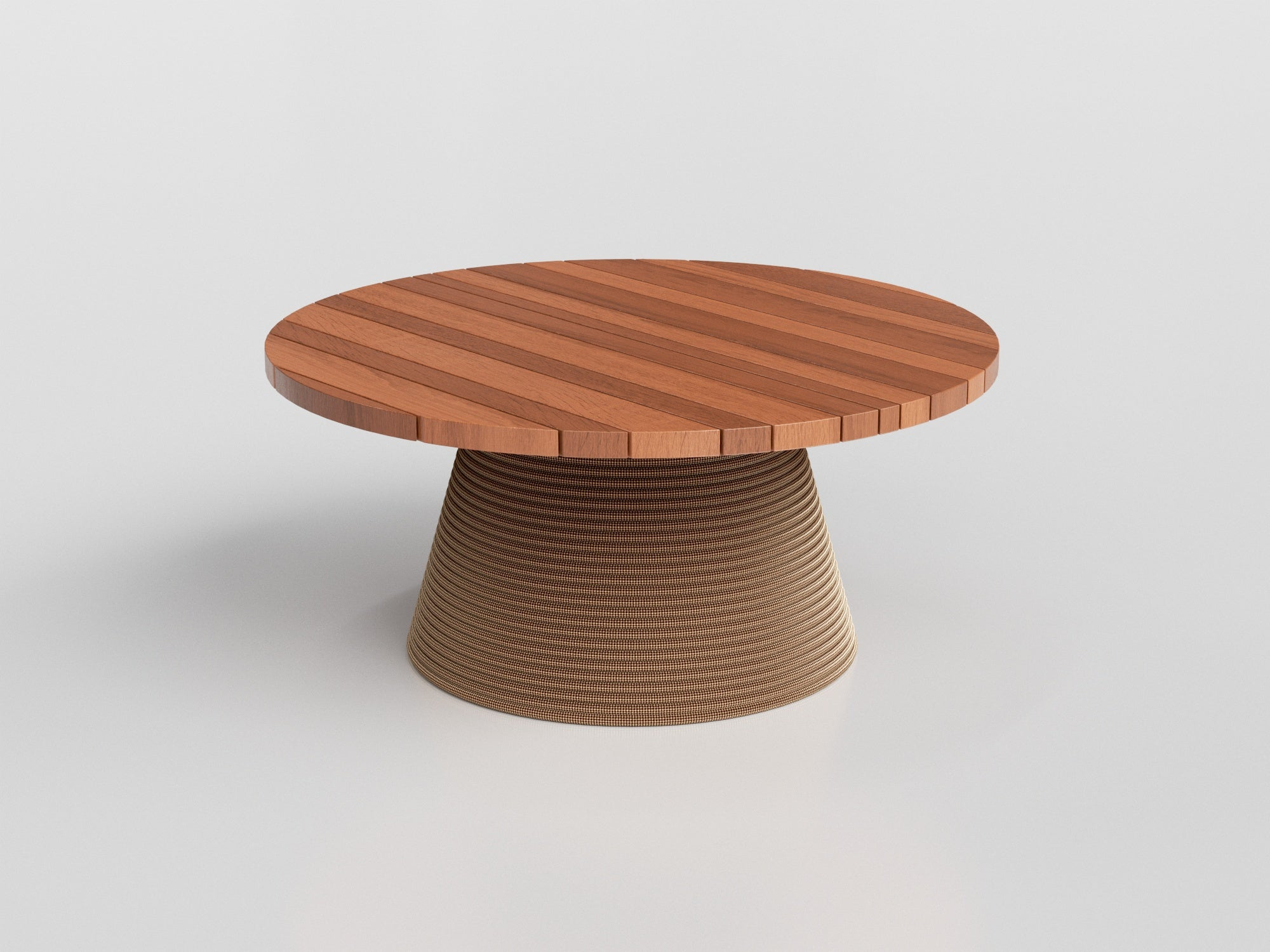 5912 - Spool Coffee Table