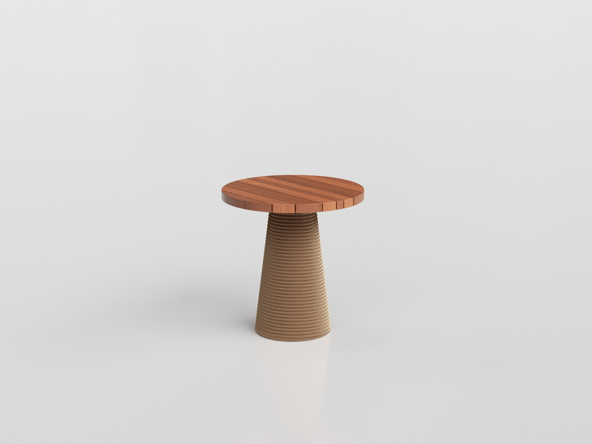5913 - Spool Side Table
