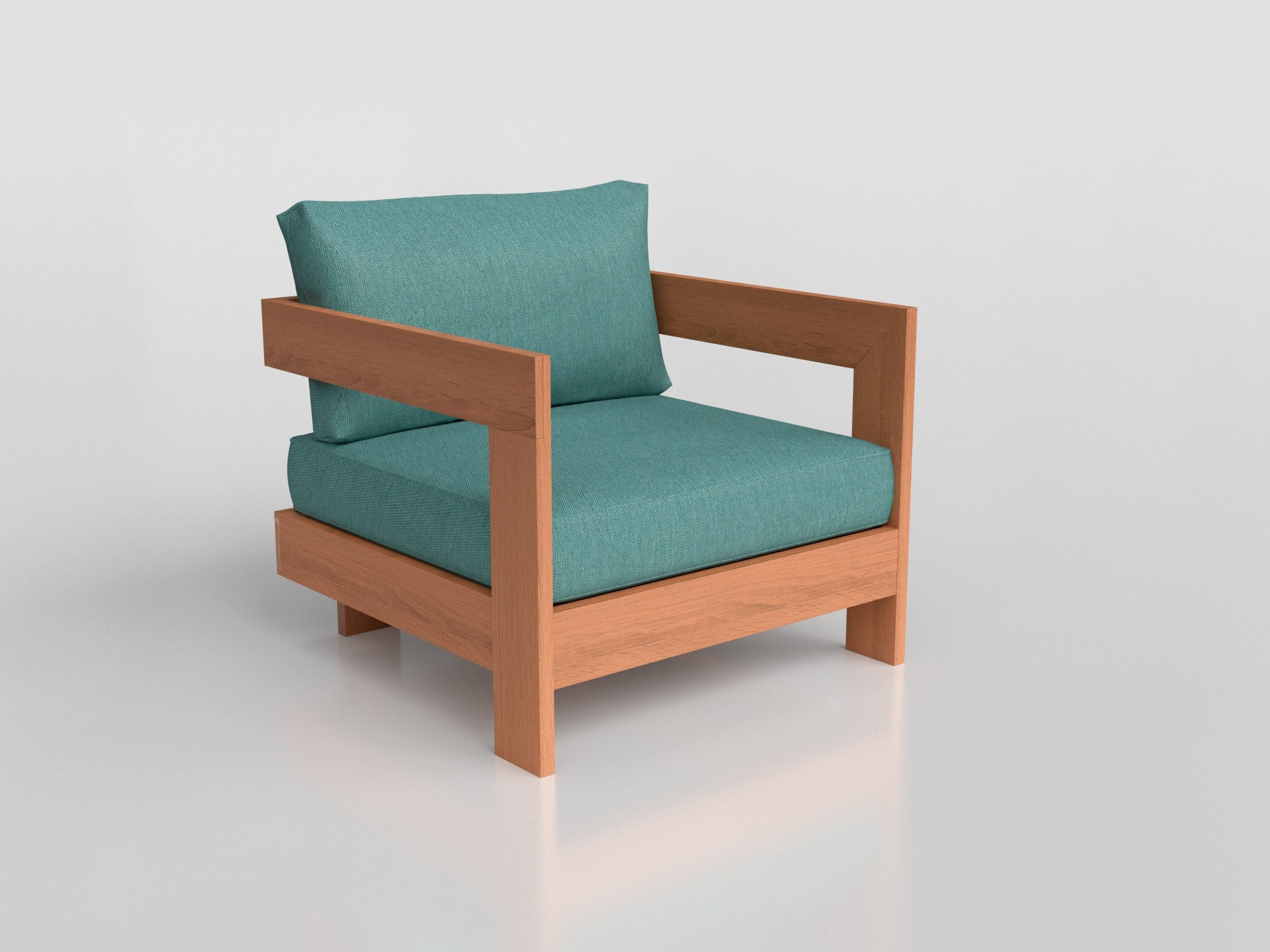 6401 - Moorea Lounge Chair