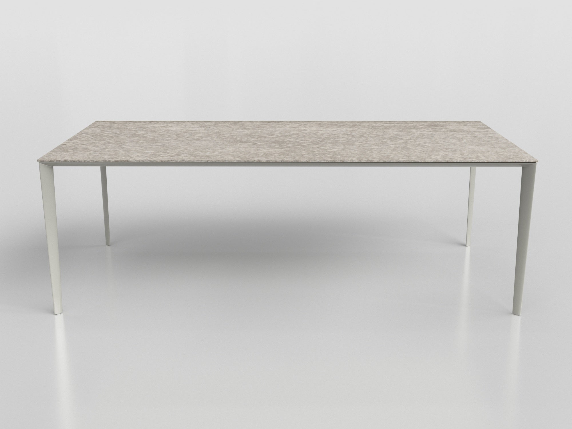 6506 - Slim Dining Table Full