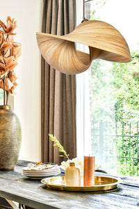 Miley Rattan Pendant Light
