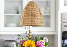 Load image into Gallery viewer, Jenner Rattan Pendant Light
