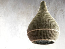 Load image into Gallery viewer, Maui Oversized Rattan Pendant Light
