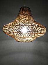 Load image into Gallery viewer, Pasadena Rattan Pendant Light